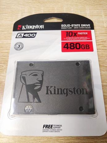 Kingston SSD a400 480gb sata 3