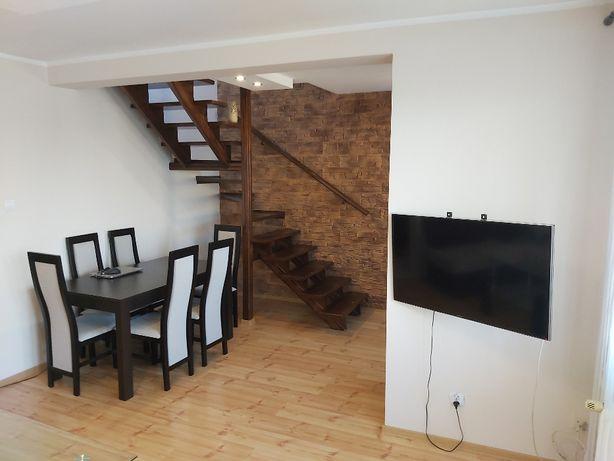 Mieszkanie dwupoziomowe M4, Cieszyn Bobrek