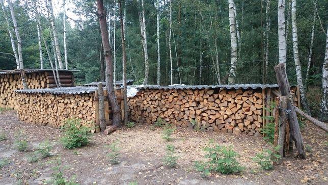drewno opałowe dziabane