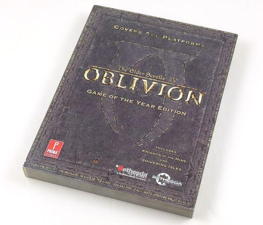 Poradniki do gier: Bioshock, Oblivion