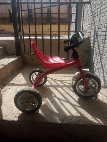 Якісний Велосипед детский трехколесный