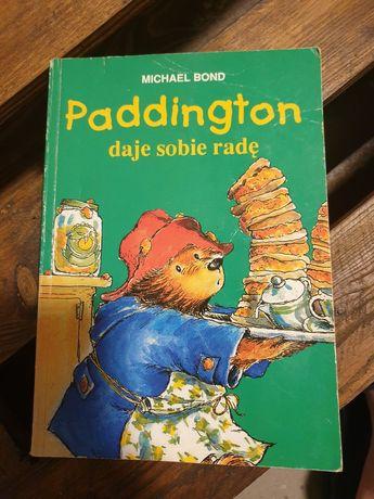 Sprzedam książkę Paddington daje sobie radę