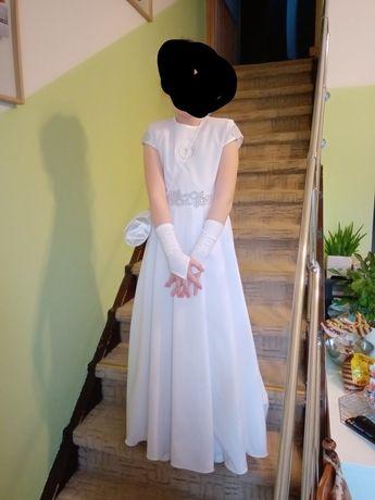 Alba, sukienka komunijna