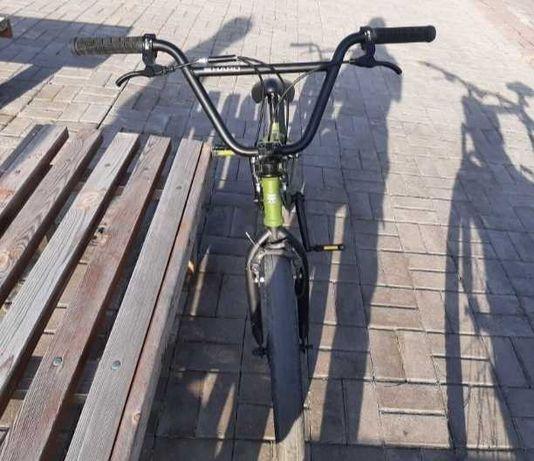 Ьрюковый велосипед bmx