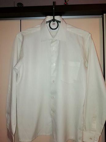 Рубашки на мальчика 12-13 лет, длинный рукав, р. 34