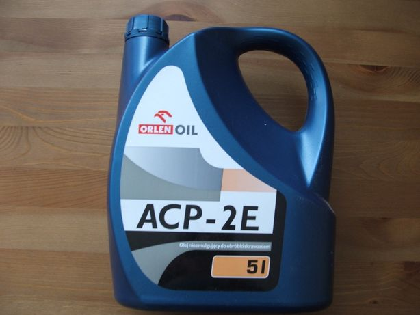 Olej ACP2E nieemulgujący do obróbki skrawaniem ostrzarka borazon