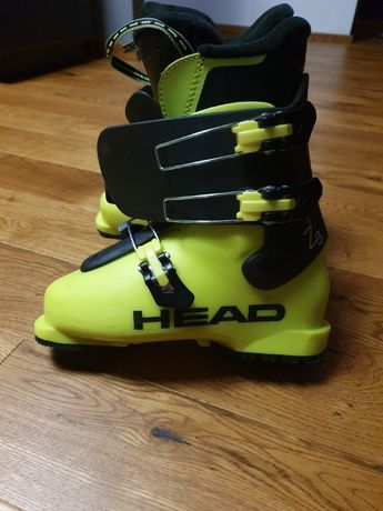 Buty narciarskie Junior HEAD Z3