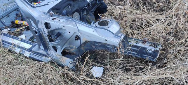 Mercedes slk r172 ćwiartka dupa pas tylny błotnik podłużnica
