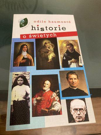 """,,Historie o świętych """" Odile Haumonte"""