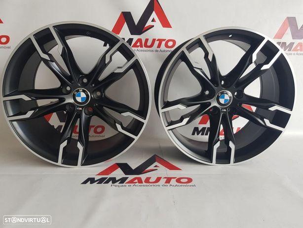 Jantes BMW G30 550i 19