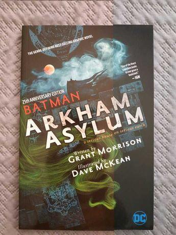 BD Batman Arkham Asylum