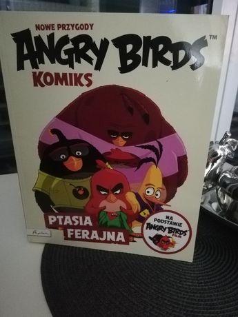 Angry Birds Komiks Ptasia ferajna