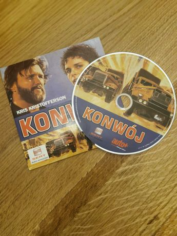 Film DVD- Konwój