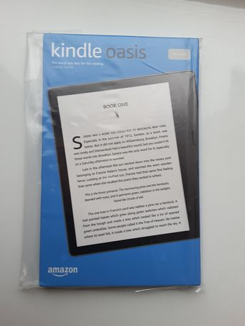 "Электронная книга Amazon Kindle Oasis 10 пок. 7"" 8GB новая"