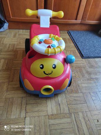 Samochodzik grający