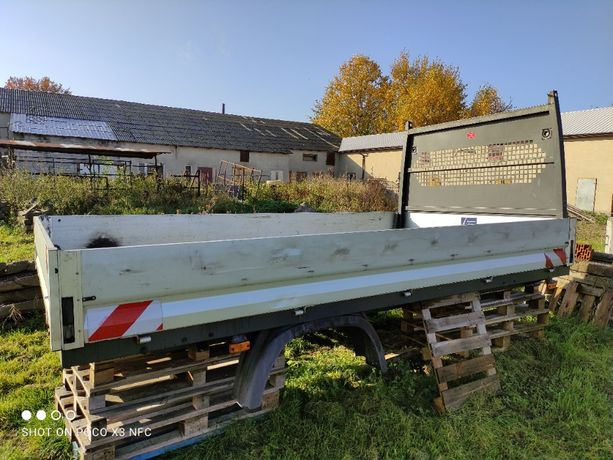 Skrzynia ładunkowa paka długość 390 cm