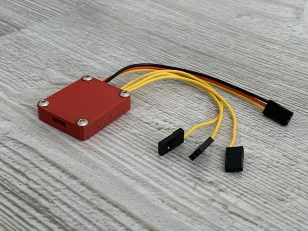 VRC pro adapter USB 4kanały zdalnie sterowane RC