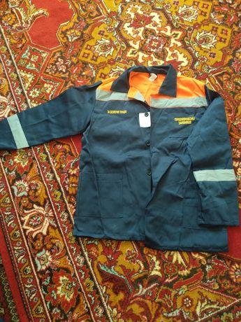 Железнодорожный костюм ХБ
