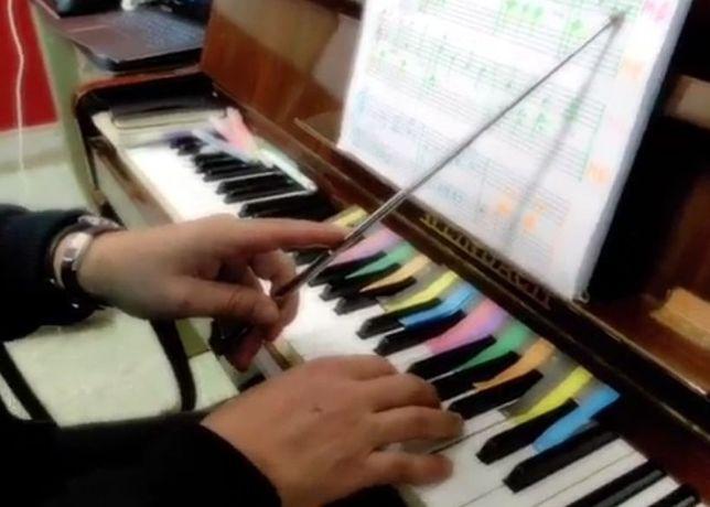 Aulas de Piano e educação musical