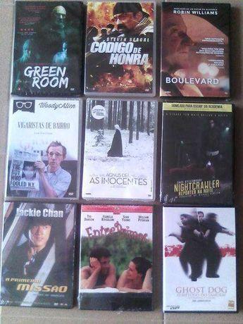 Lote de dvd's novos (alguns raros) lote 3