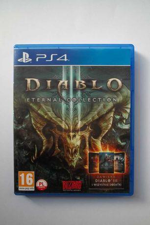 Gra Ps 4 Diablo Eternal Collection Kupno - Wymiana - Sprzedaż