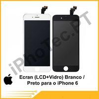 ECRÃ / TOUCH + LCD iPhone 6 oferta película + kit ferramenta