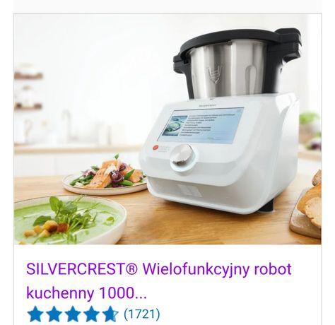 Silvercrest Lidlomix Monsieur Cuisine Connect