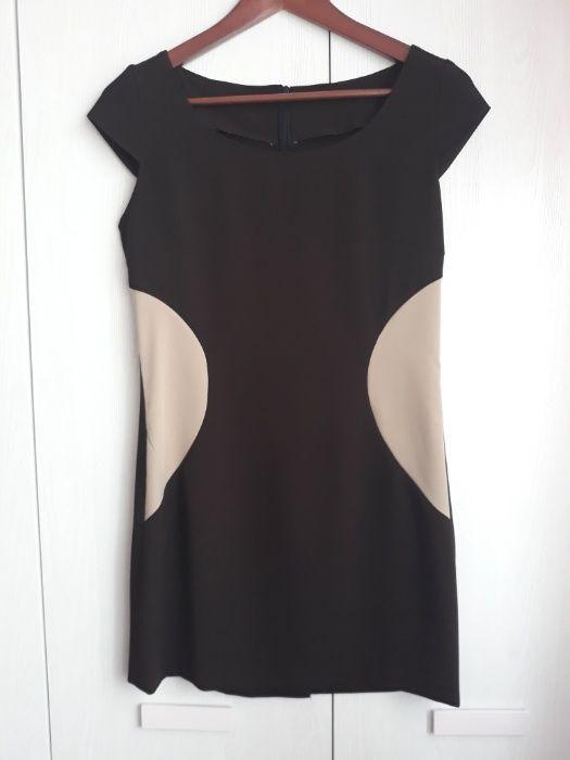 Elegancka sukienka szyta na zamówienie, r. XS Iława - image 1