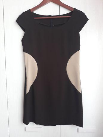 Elegancka sukienka szyta na zamówienie, r. XS