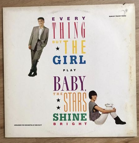 LP Everything But the Girl play Baby the Stars Shine Bright