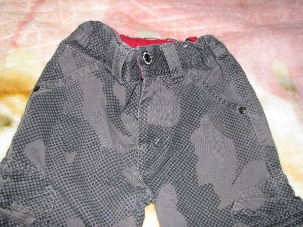 Стильные штаны-джинсы Industial Denim