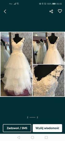 Sprzedam suknię ślubną 38-42