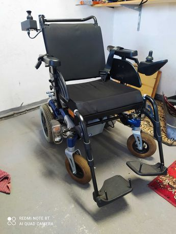 wózek inwalidzki elektryczny Invertec
