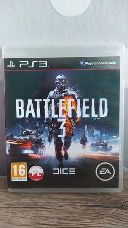 Gra Battlefield 3 j. polski na konsole ps3 playstation 3