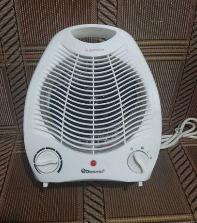 Тепловентилятор для дому 2000W. Domotec