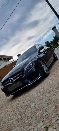 Mercedes C220 AMG line 170cv