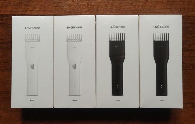 Машинка для стрижки волос триммер Xiaomi ENCHEN Boost Hair USB