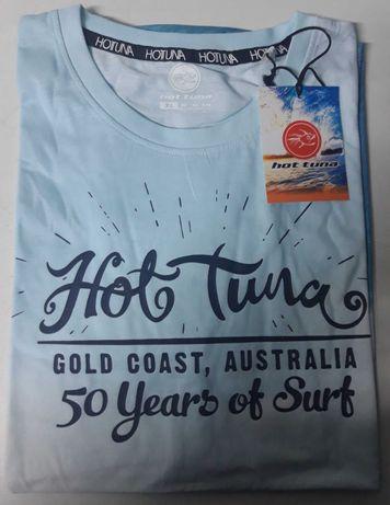 Hot Tuna T-shirt XL Nova c/etiqueta