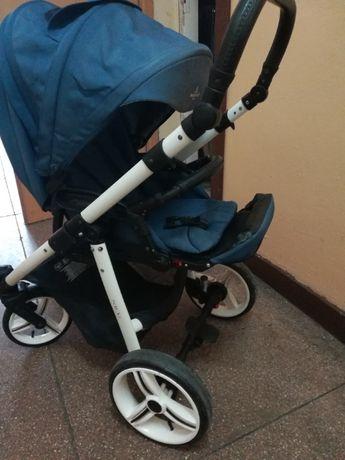 Wózek gondola, spacerówka Bebetto +Fotelik Maxi Cosi 3w1 OKAZJA