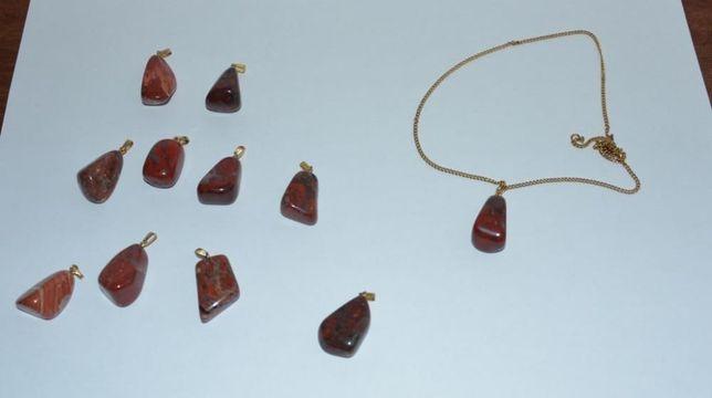 Pedras Semi-preciosas – Jaspe Sardenha – Amor, protecção e coragem