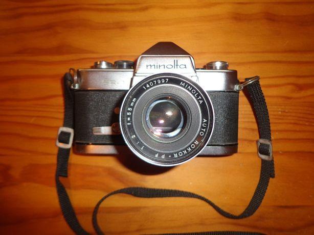 Máquina Fotográfica Minolta SR-1 Chiyoda Kogaku