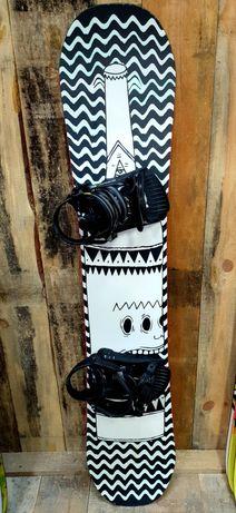 Deska snowboardowa BigOSnowboards BEER TIME 152  cm