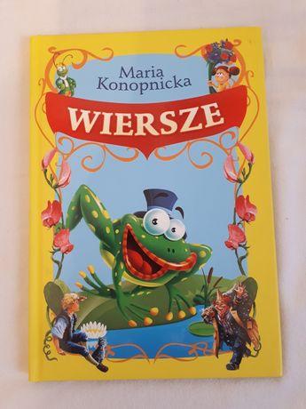 Wiersze Maria Konopnicka