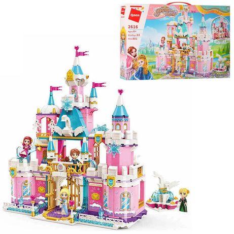 Конструктор Замок принцессы Brick 2616, 801 деталей