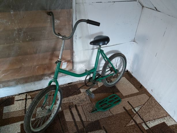 Дамський велосипед складний