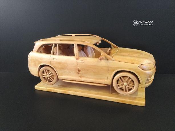 Mercedes GLS x167 Модель из дерева ручной работы