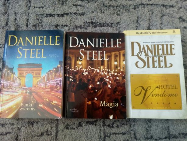 Danielle Steel / Hotel Vendome / Punkt zwrotny / Magia