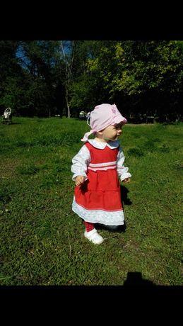 Платье 2-3 года 100 руб