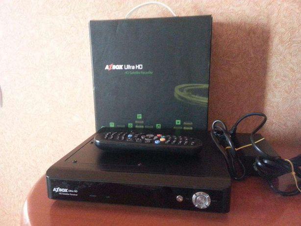 AzBox HD Ultra DVB-S2 hdmi iptv enigma2