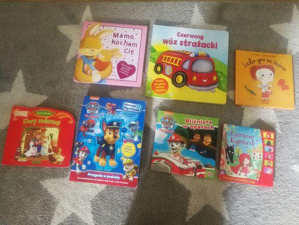 Książki dla dzieci psi patrol i inne